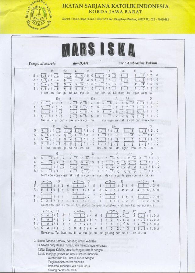 MARS ISKA
