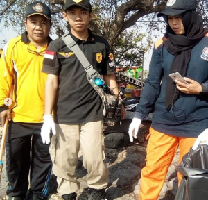 World Cleanup Day Surabaya 2018