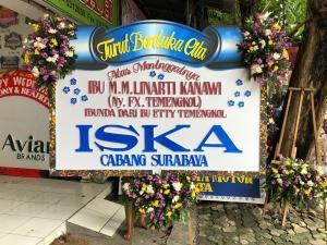 RIP Bu M.M.Linarti Kanawi ( Ny. F.X Temengkol)