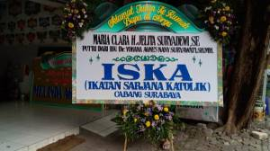 RIP Maria Clara Haryani Jelita Suryadewi